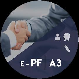 Certificado Digital para Pessoa Física A3 em token (e-PF A3)