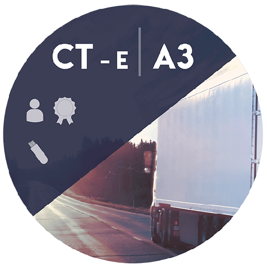 Certificado Digital para Transportadoras A3 em token (CT-e A3)