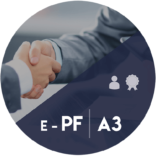 Certificado Digital para Pessoa Física A3 (e-PF A3)